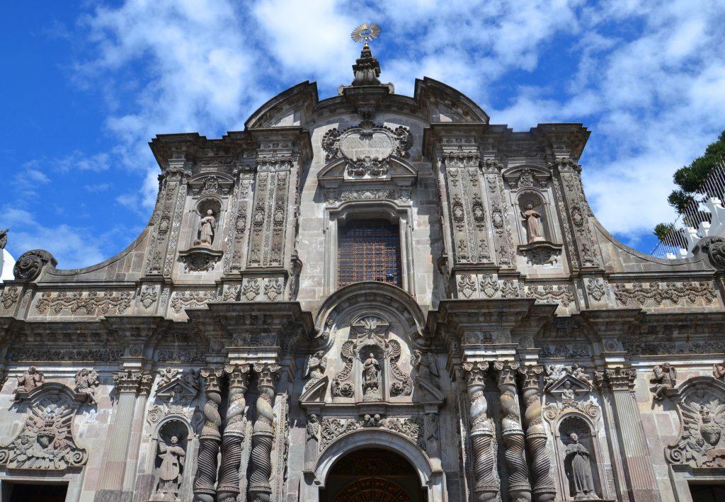 Iglesia La Compan+¡a